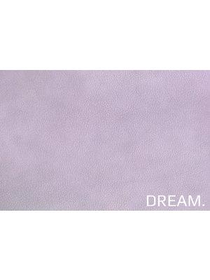 Dream Soepel Nappa leder, volnerf (S221: Lavendel)