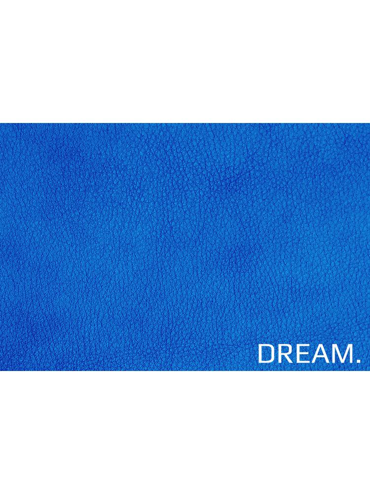 Dream Willem (koningsblauw) - Dream Leder (nappa leder)