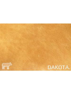 Dakota Aniline gelooid nappa leder (w184: Natural)