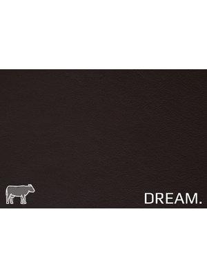 Dream Soepel Nappa leder, volnerf (V19: Brownie)