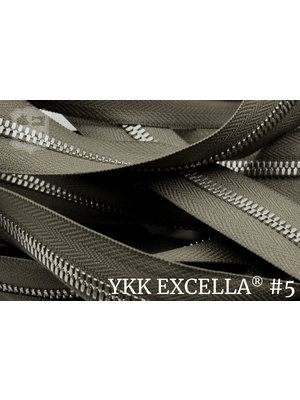 Excella® Excella® #5 Zilver van de rol - (Y05: Taupe 034)