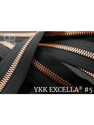 Excella® Excella® #5 Bright Copper van de rol - (ZA19 - zwart 580)