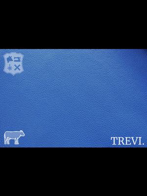 Trevi Ellectrico - Trevi Leder, koningsblauw nappa leder met korrel (nappa leder)