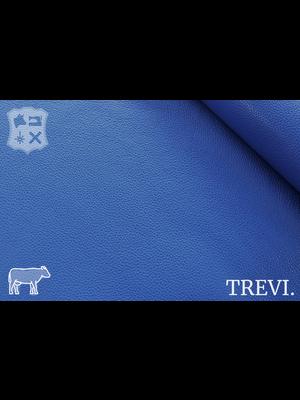 Trevi Elettrico - Trevi Leder, koningsblauw nappa leder met korrel (nappa leder)