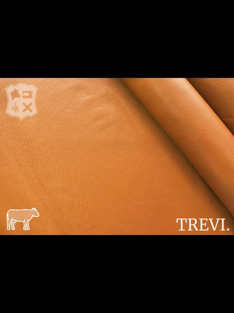Trevi Siena - Trevi Leder, cognac nappa leder met korrel (nappa leder)