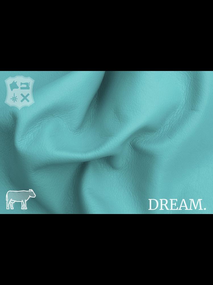 Dream Bombay Blauw - Dream Leder (nappa leder)