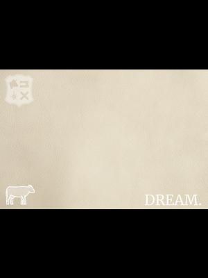 Dream Soepel Nappa leder, volnerf (V02: Popcorn)