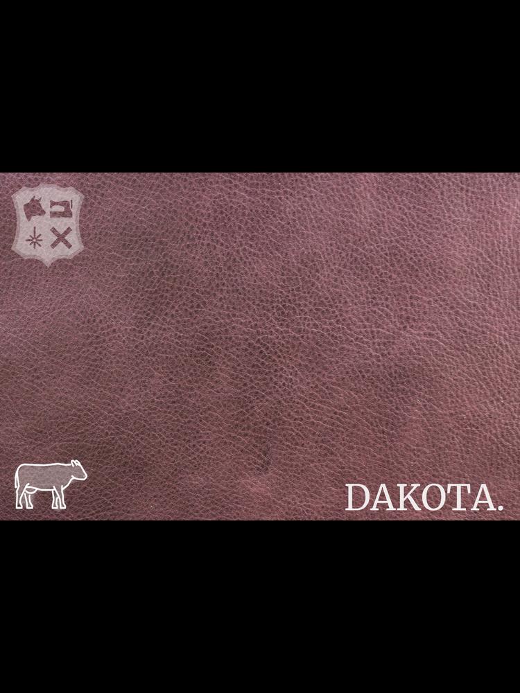 Dakota Eggplant - Dakota leder
