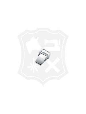 Mooie Tashengsel Bevestiging, nikkelkleurig, 20mm (2 stuks)