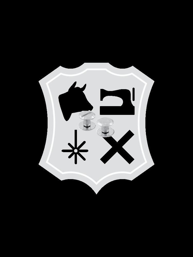 Boekschroeven, nikkelkleurig (6 sets)