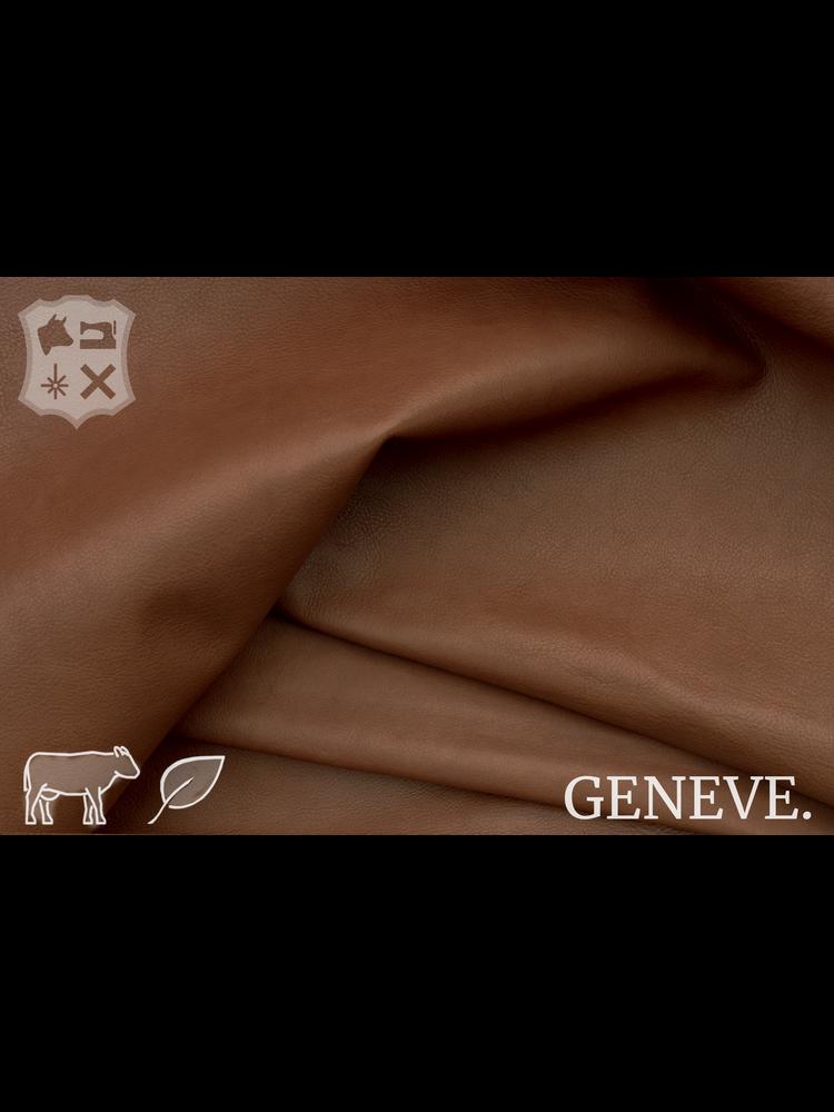 Geneve Chestnut Brown - Geneve leder