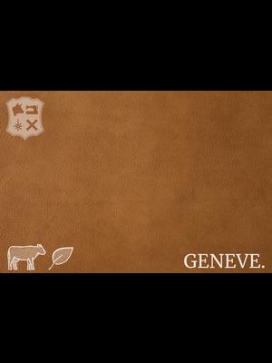 Geneve Plantaardig gelooid nappa leder (V11: Honey)