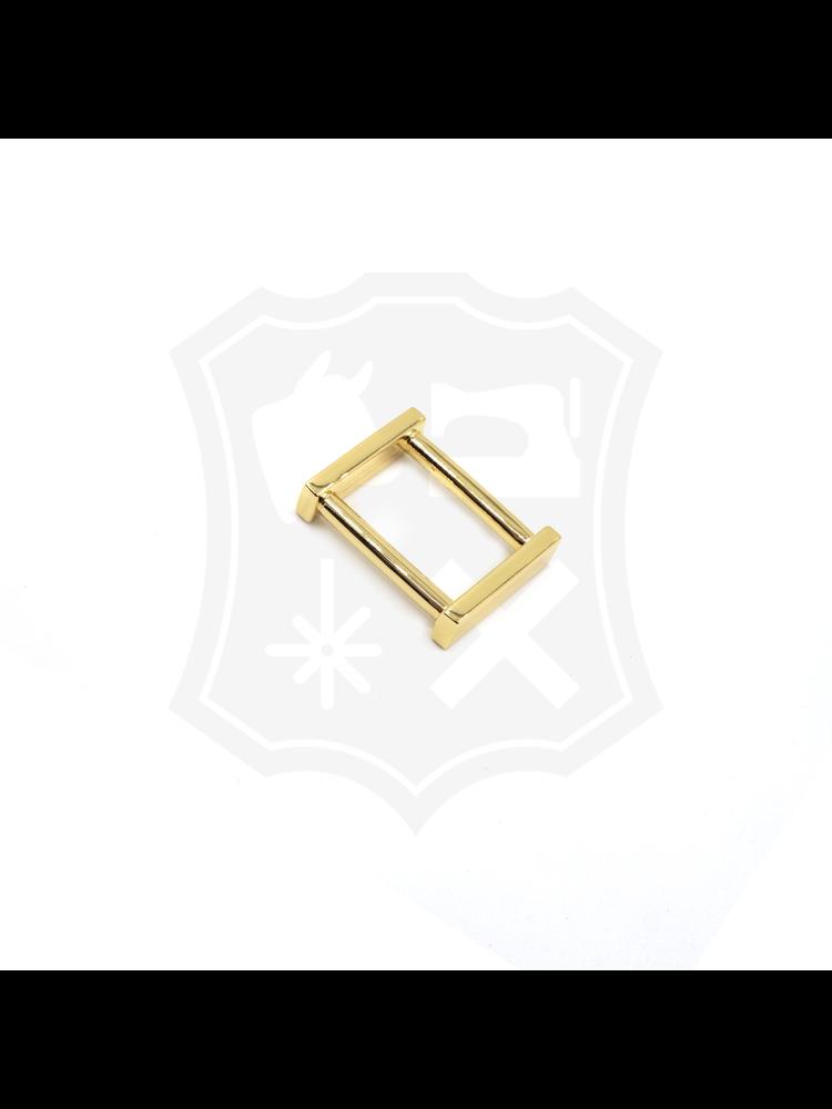 Tashengsel Bevestiging, goudkleurig, 20,2 mm (4 stuks)