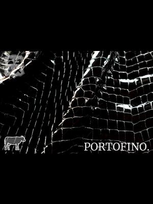 Portofino Portofino Lakleder met luxe print,  (ZA19: Outerspace)