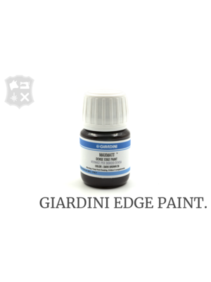 Giardini Giardini Dense Edge paint (Y19: Dark Brown 36)
