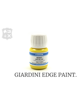 Giardini Giardini Dense Edge paint (B16: Yellow 26)