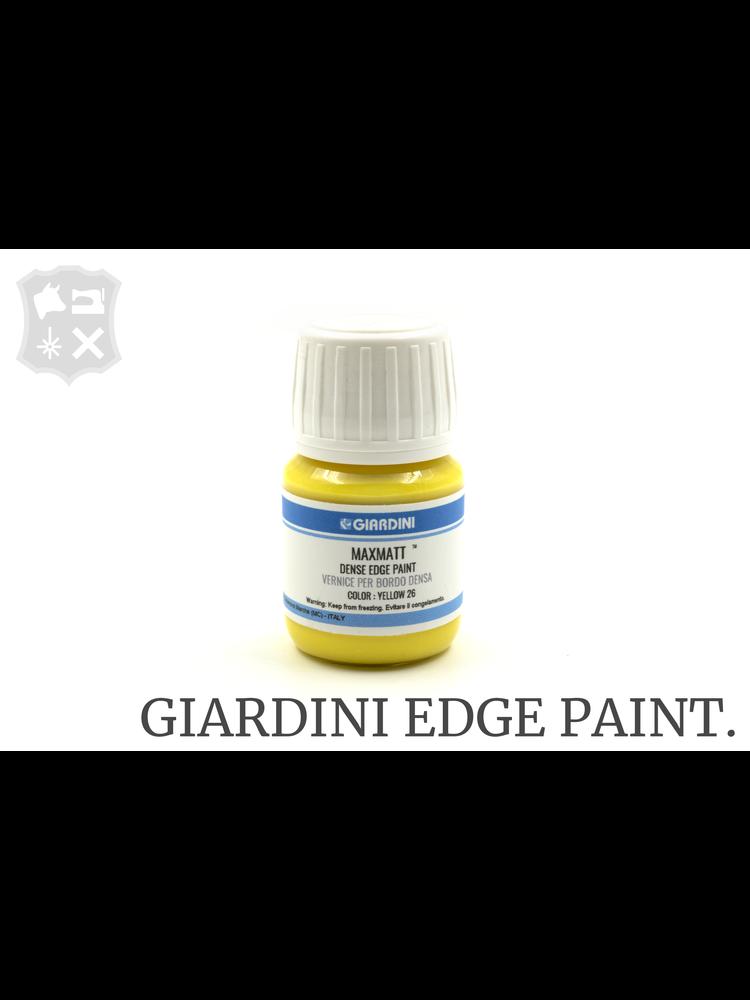Giardini Giardini Dense Edge paint - Geel 26