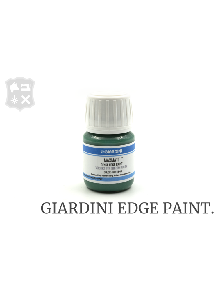 Giardini Giardini Dense Edge paint - Green 49