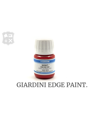 Giardini Giardini Dense Edge paint (T14: Red 80)
