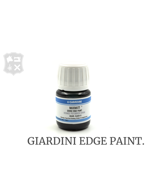 Giardini Giardini Dense Edge paint - (ZA 19: Black 11)