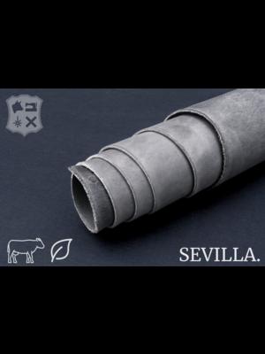 Sevilla Plantaardig gelooid tuigleder (Z15: Dust)
