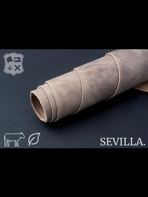 Sevilla Plantaardig gelooid tuigleder (X13: Sandstone)