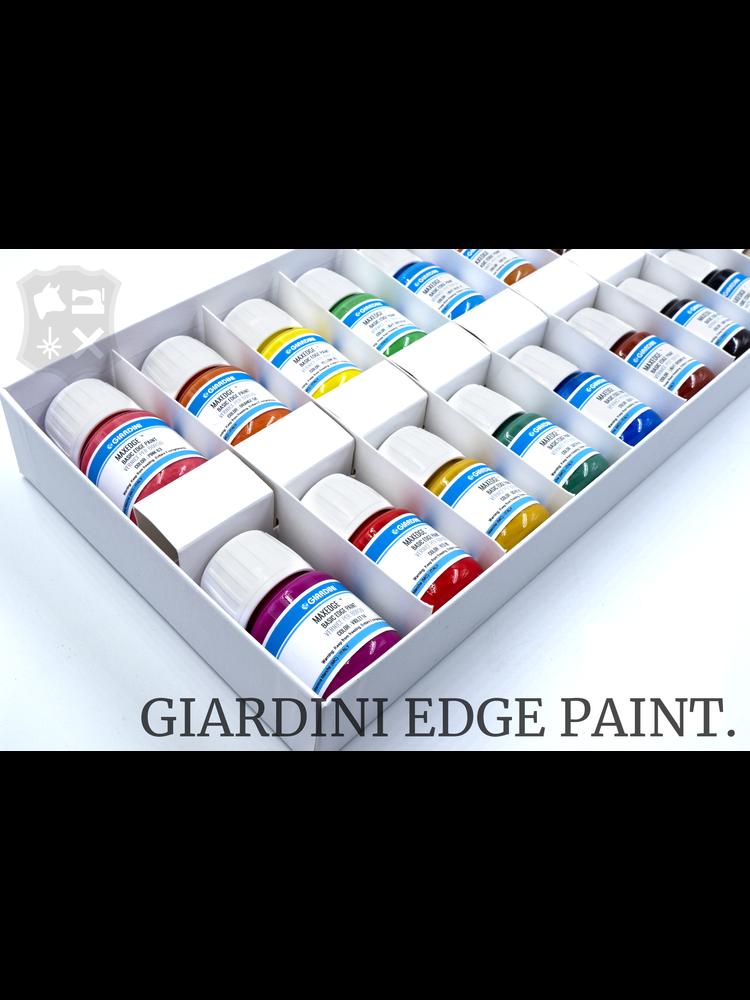 Giardini Giardini Basic Edge Paint Kleurenset met 18 kleuren