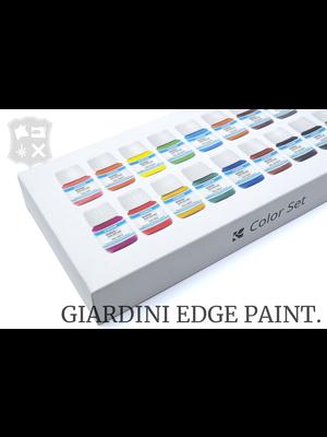 Giardini Giardini Basic Edge Paint Kleurenset  (18 kleuren)