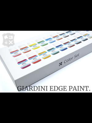 Giardini Giardini Dense Edge Paint Kleurenset (18 kleuren)
