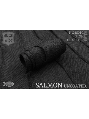 Nordic Fish Leather Zalm, niet gefinisht (W17: Norr 912s)