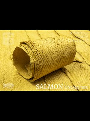 Nordic Fish Leather Zalm, niet gefinisht (B17: Gull 138s)