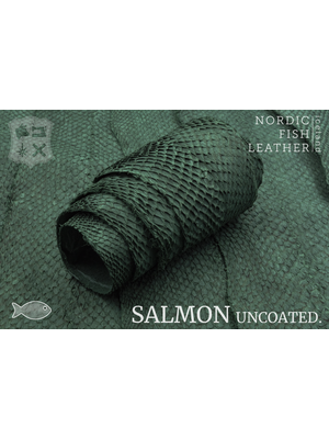 Nordic Fish Leather Zalm, niet gefinisht (G17: Fura 904s)