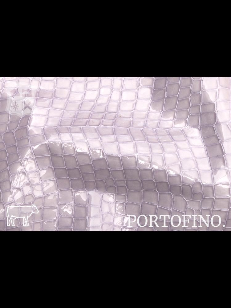 Portofino Portofino Lakleder met luxe print, (O2: Lavanda)