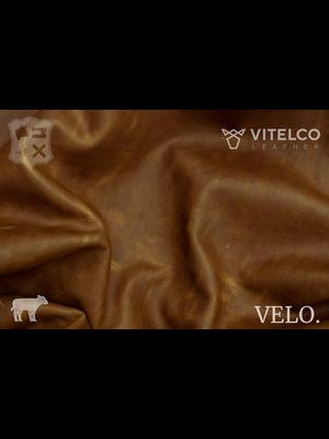 Vitelco Leather Nederlands Pull-up Kalfsleder (W17: Rust)