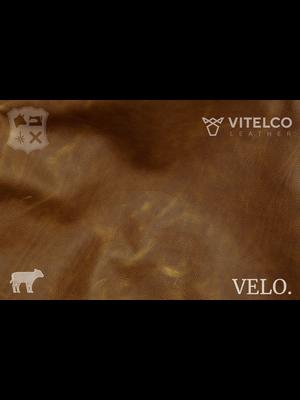 Vitelco Leather Rust - Velo collectie: Kalfsleder met een pull-up
