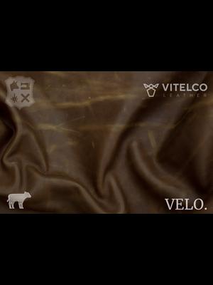 Vitelco Leather Nederlands Pull-up Kalfsleder (C17: Cognac)