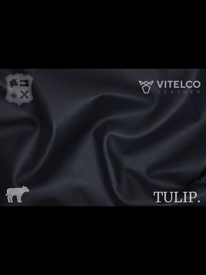 Vitelco Leather Soepele Premium Kalfsnappa (ZD18: Navy)