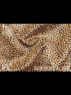 Koeienvacht met Baby luipaard print