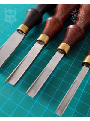 Kevin Lee Tools French Style Edger in 6 mm & 8 mm