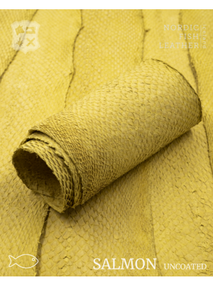 Nordic Fish Leather Zalm, niet gefinisht (B10: Bjartur 104s)