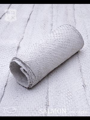 Nordic Fish Leather Zalm, niet gefinisht (ZB01: Krapi 118s)