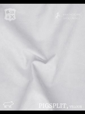Pigskin Varkenssuède, split (01: Ivory)