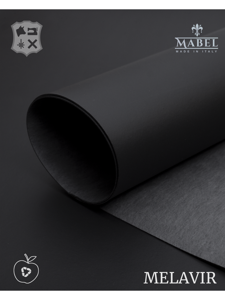 Mabel (Frumat) Melavir Appleskin™ (7920: Black)