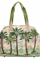 PE Florence Badetasche mit Palmen