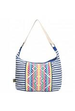 PE Florence Hippie Tasche blau