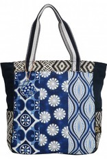 PE Florence Handtasche Kobalt blau