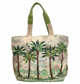 PE Florence Tasche Palmtrees
