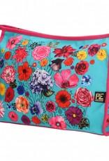 PE Florence Kosmetiktasche Flowers