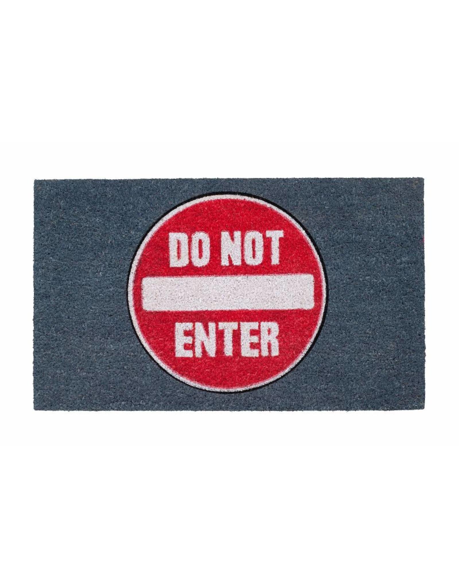 Xanadoo Kokos Fußmatten Do not enter