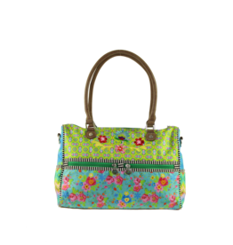 Happiness Hand-Shoulderbag with Frontpockets